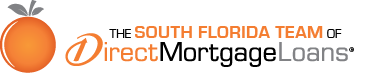 The South Florida Team of Direct Mortgage Loans Logo
